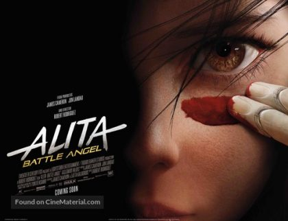 Alita Battle Angel Movie Online