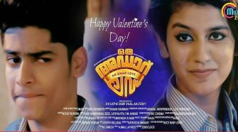 Watch Oru Adaar love movie online