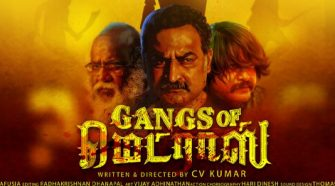 Gangs Of Madras Movie Online