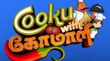 Cooku With Comali 23-02-2020