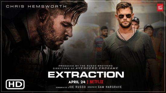 extraction movie online