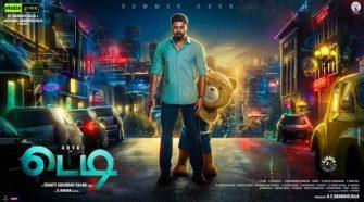 Watch Teddy Tamil Movie Online